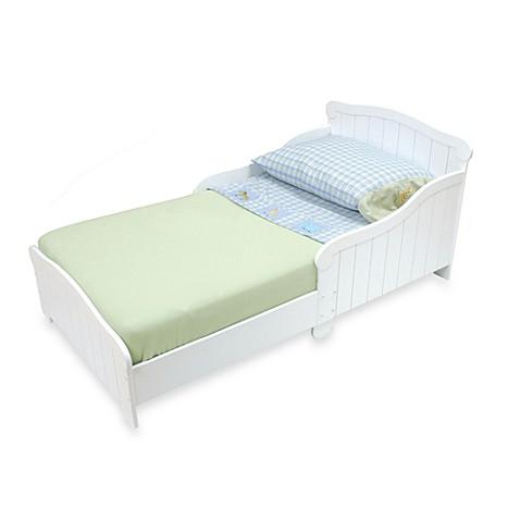 kidkraft nantucket toddler bed buybuy baby. Black Bedroom Furniture Sets. Home Design Ideas