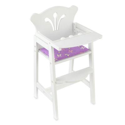 KidKraft® Lil #39; Doll High Chair