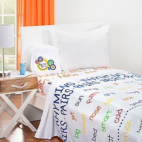 Learning Linens ABC's 300-Thread-Count Sheet Set at Bed Bath & Beyond in Cypress, TX   Tuggl