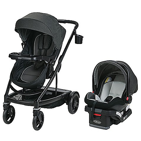 Graco 174 Uno2duo Travel System In Ace Buybuy Baby