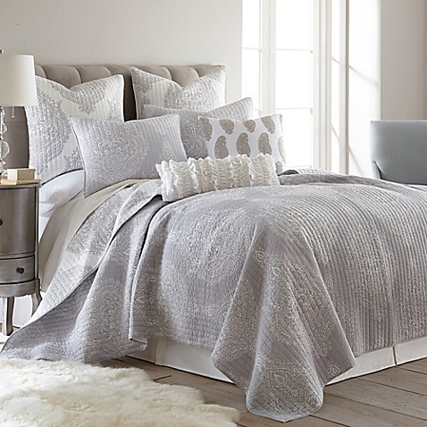 Levtex Home Priscilla Reversible Quilt Set at Bed Bath & Beyond in Cypress, TX | Tuggl