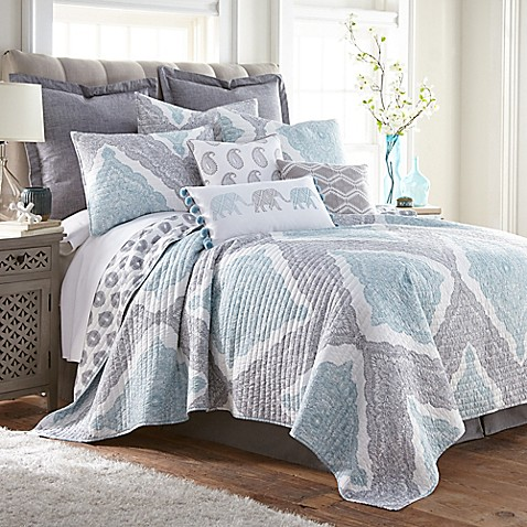 Levtex Home Grace Reversible Quilt Set at Bed Bath & Beyond in Cypress, TX | Tuggl