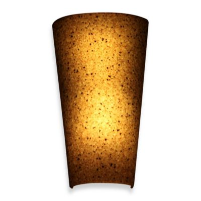 Decorative Battery Operated Wall Lights : It s Exciting Lighting Battery Powered LED Wall Sconce - BedBathandBeyond.com