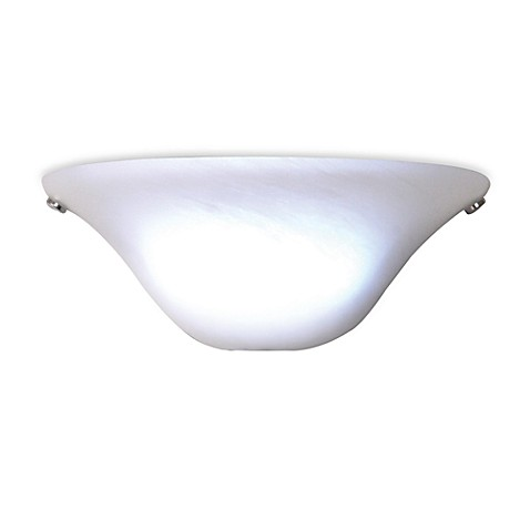 lighting ez sconce battery powered led half moon wall sconce