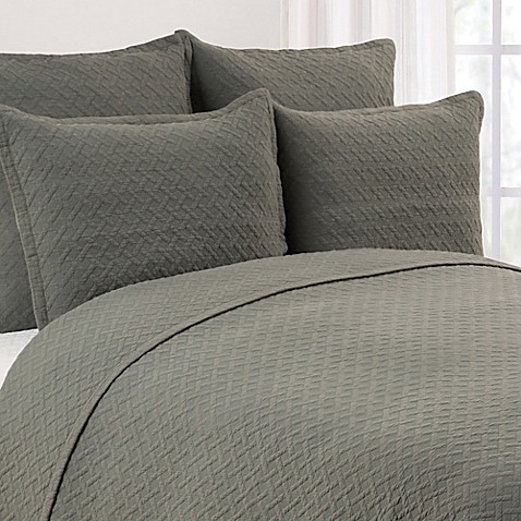 Basketweave Quilt Set at Bed Bath & Beyond in Cypress, TX | Tuggl