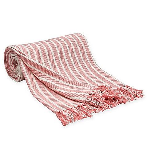 Carol & Frank Bengal Stripe Throw Blanket   Tuggl