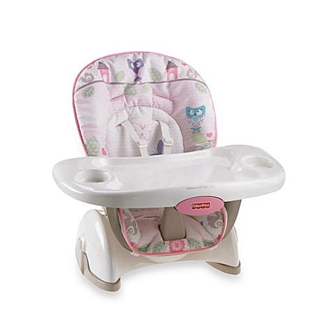 Fisher price 174 space saver high chair in home sweet home buybuybaby