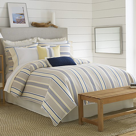 Buy Nautica Prospect Harbor Twin Comforter From Bed Bath Beyond
