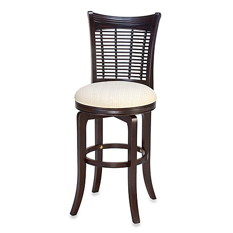 Buy Hillsdale Bayberry 24 Inch Swivel Counter Stool In