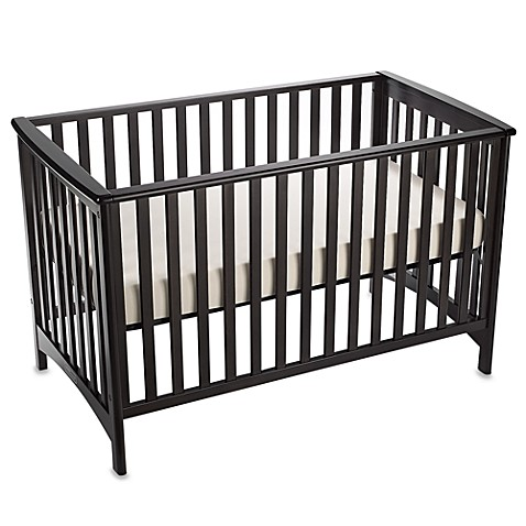 Child Craft Toddler Guard Rail For Convertible Cribs In Chocolate