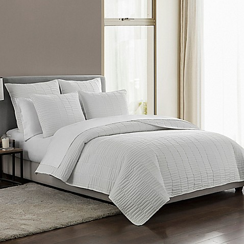 Highline Bedding Co. Messina Reversible Quilt Set at Bed Bath & Beyond in Cypress, TX | Tuggl