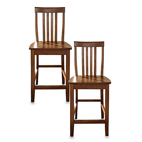 Buy Crosley School House 24 Inch Barstools In Classic