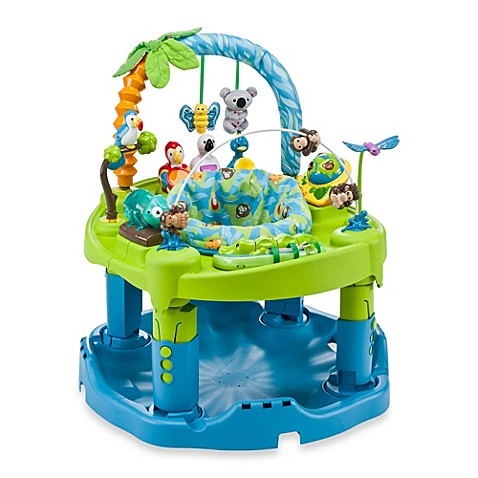 buy evenflo exersaucer triple fun animal planet activity learning center from bed bath beyond. Black Bedroom Furniture Sets. Home Design Ideas