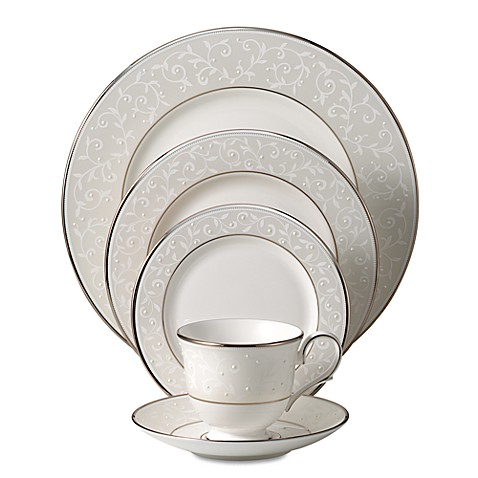 Lenox Opal Innocence Dinnerware Collection Bed Bath