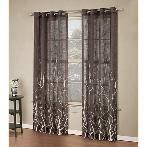 Bed Bath And Beyond Grommet Window Panels
