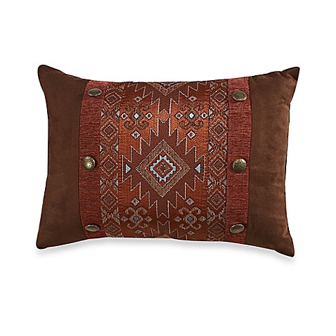Bed Bath And Beyond Orange Throw Pillows : Buy Pueblo Boudoir Throw Pillow from Bed Bath & Beyond