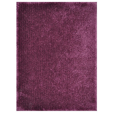 Buy Loloi Rugs Prune Cozy Shag Rug From Bed Bath Amp Beyond