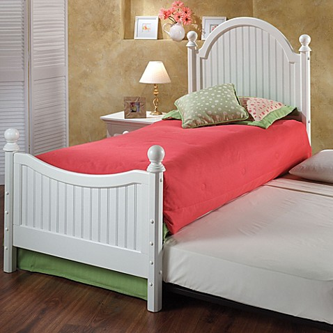 Buy Hillsdale Westfield Twin Bed Set With Roll Out Trundle