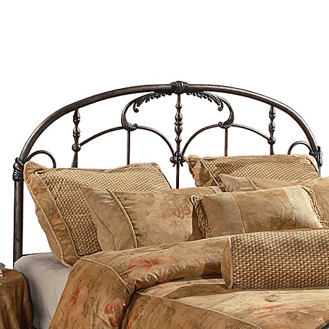 Buy Hillsdale Jacqueline Full Queen Headboard With Rails