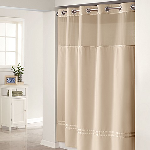 Buy Hookless Escape 71 Inch x 74 Inch Fabric Shower