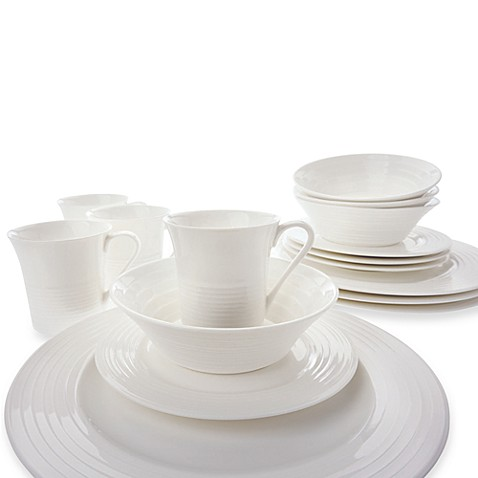 Maxwell & Williams™ White Basics Cirque Dinnerware Collection at Bed Bath & Beyond in Cypress, TX | Tuggl