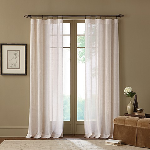 90 Inch Tension Curtain Rod Pink 9.5 Inch Curtains