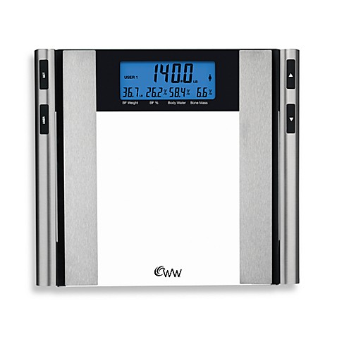 Weight Watchers Scale Bed Bath And Beyond