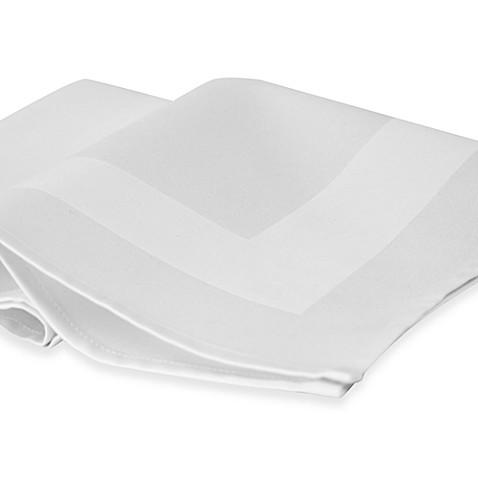 Bed Bath Beyond White Napkins  Pack