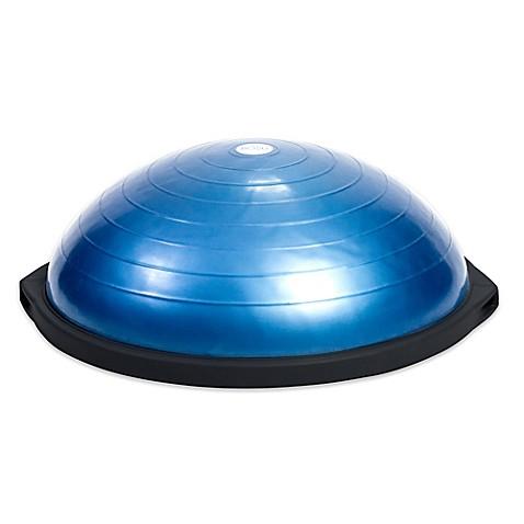BOSU® Balance Trainer in Blue at Bed Bath & Beyond in Cypress, TX | Tuggl