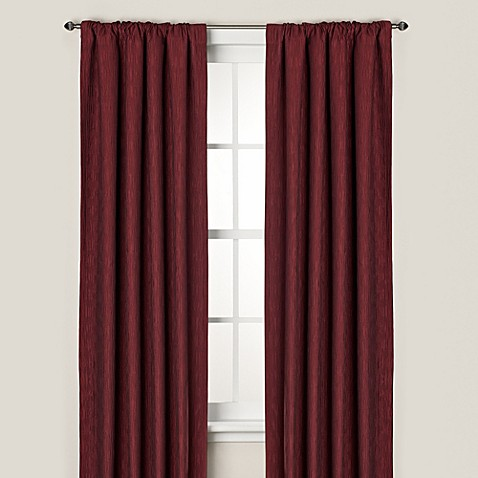 Buy Sonoma Rod Pocket Back Tab 84 Inch Window Curtain