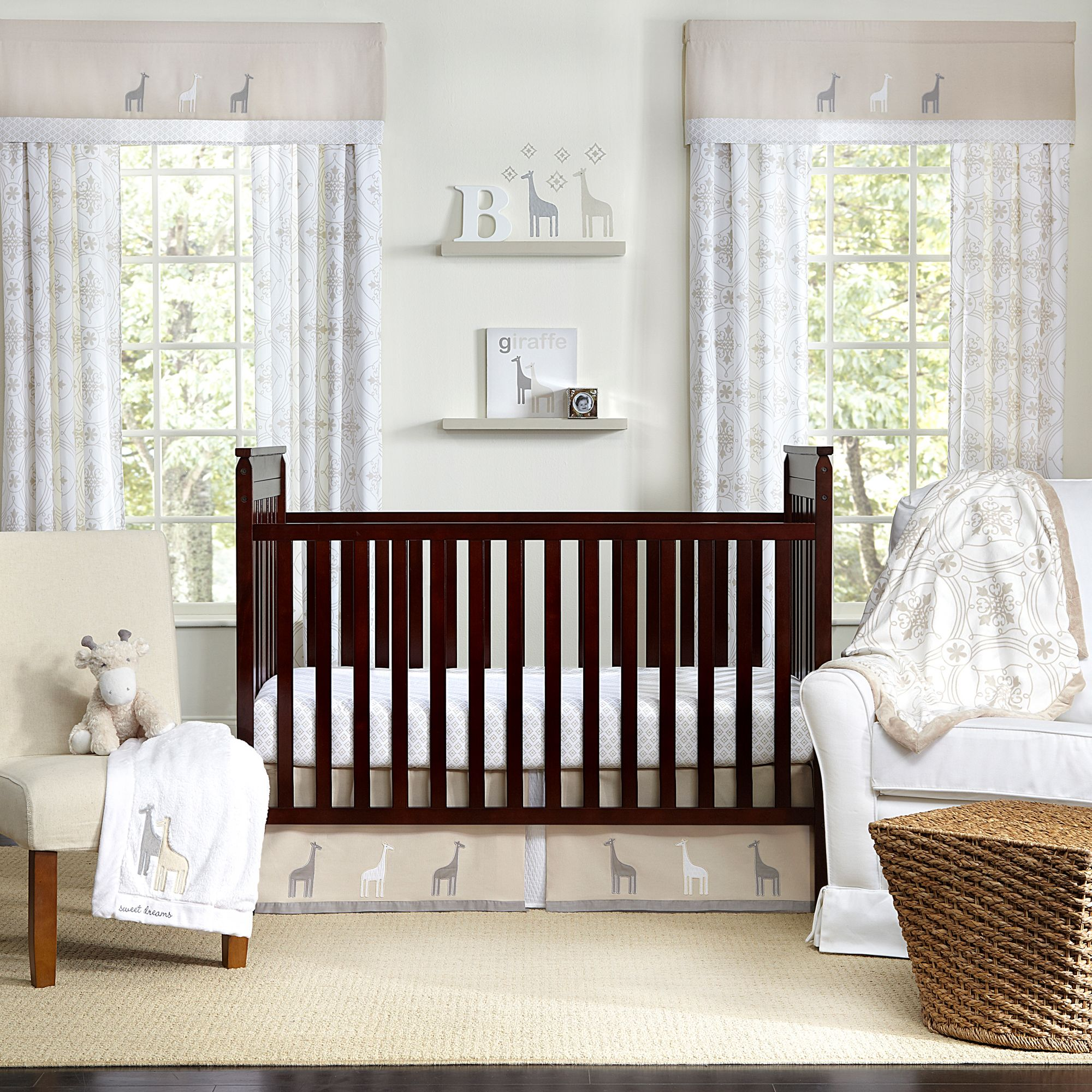 Wendy Bellissimo? Avery 5-Piece Crib Bedding Set