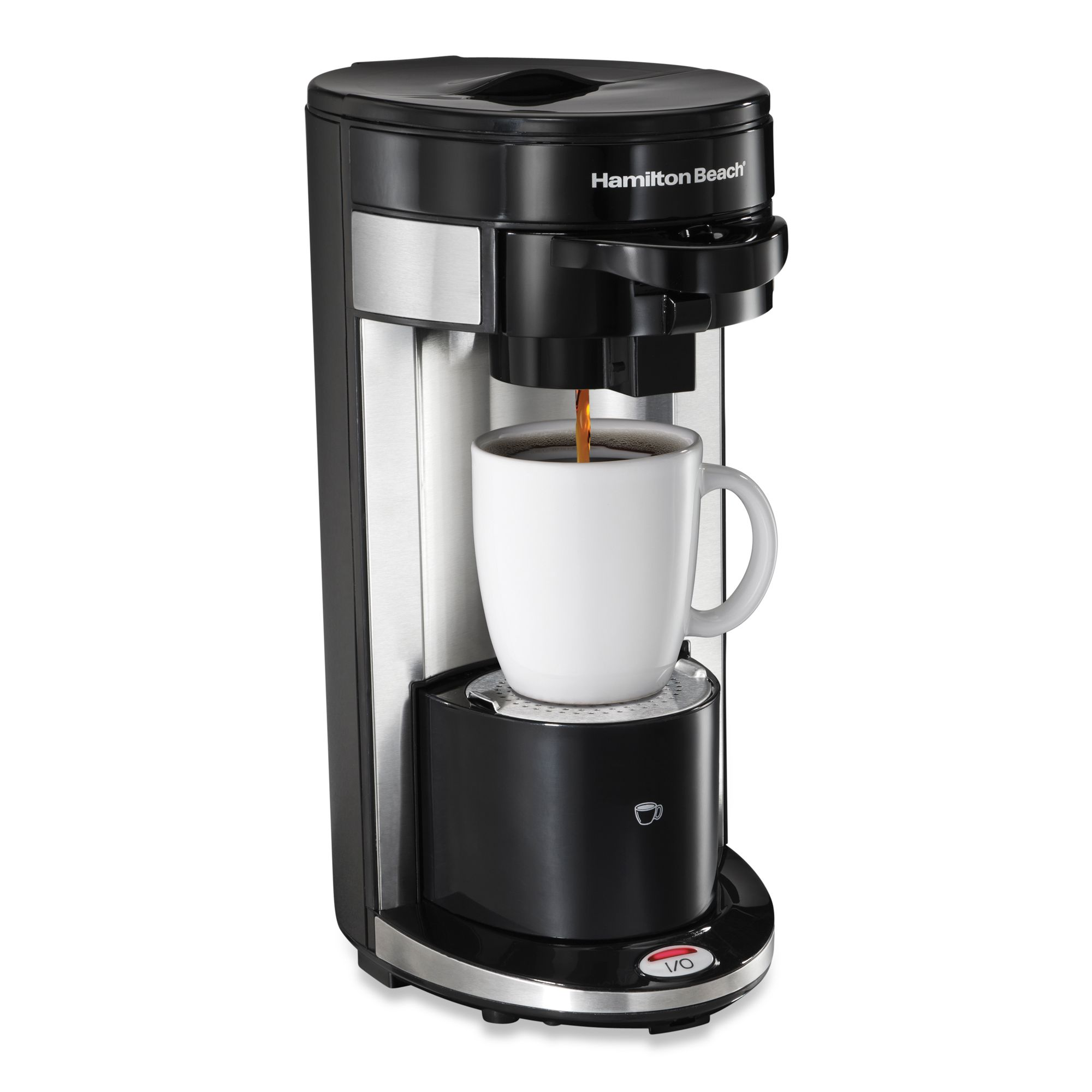 Hamilton Beach® FlexBrew® Single-Serve Coffee Brewer
