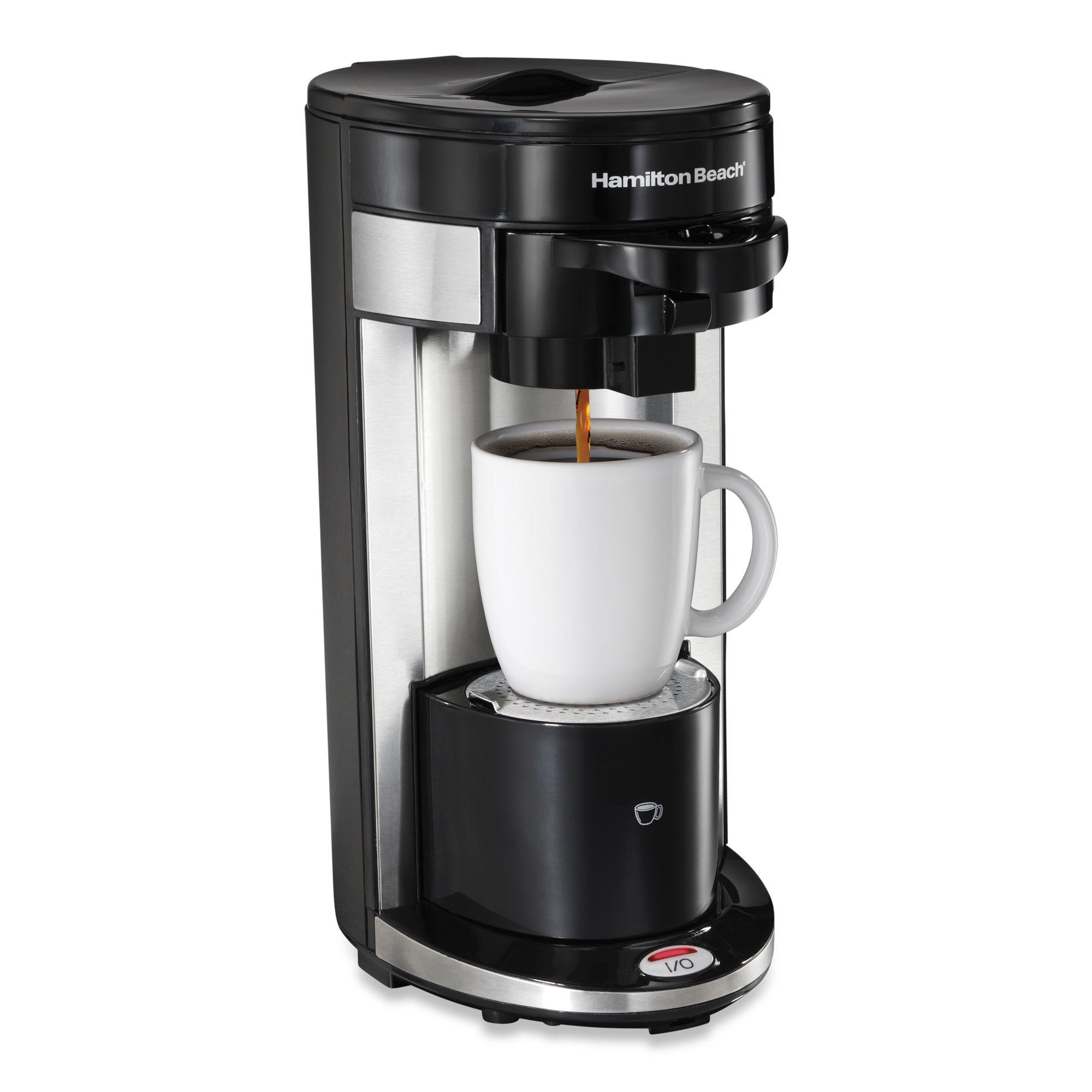 Hamilton Beach® FlexBrew® Single-Serve Coffee Brewer