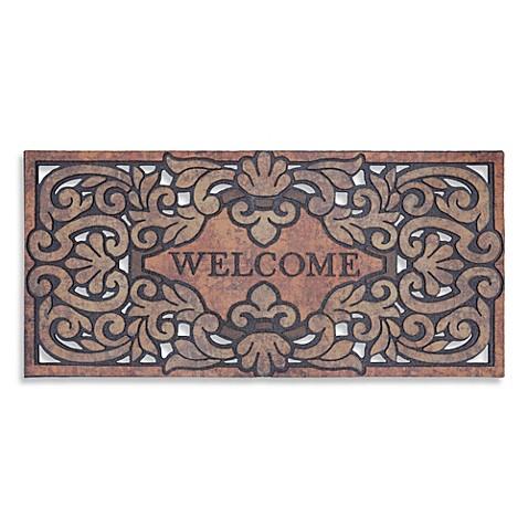 Mohawk Home Versailles 22 Inch X 47 Inch Welcome Door Mat