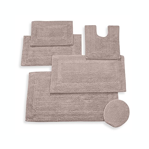 buy wamsutta 174 reversible contour bath rug in sand from bed bath beyond