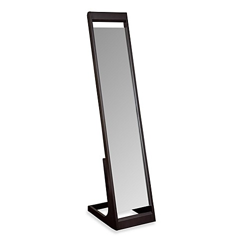 Wonderful  Framed Bathroom Mirror Full Length Dressing Mirror Gentleman Frames