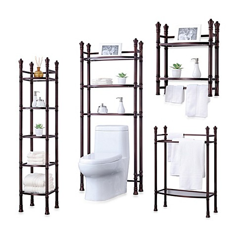 Monaco Bath Furniture In Oil Rubbed Bronze Bed Bath Beyond