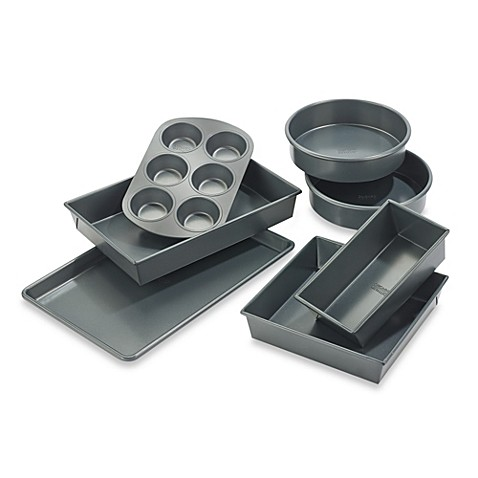 Chicago Metallic™ Professional 7 Piece Nonstick Bakeware Set With Armor Glide by Bed Bath And Beyond