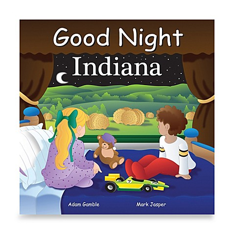 Good Night Indiana Board Book Bed Bath Beyond