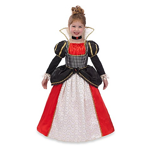 Dress Up Gt Just Pretend 174 Kids Enchanted Queen Of Hearts