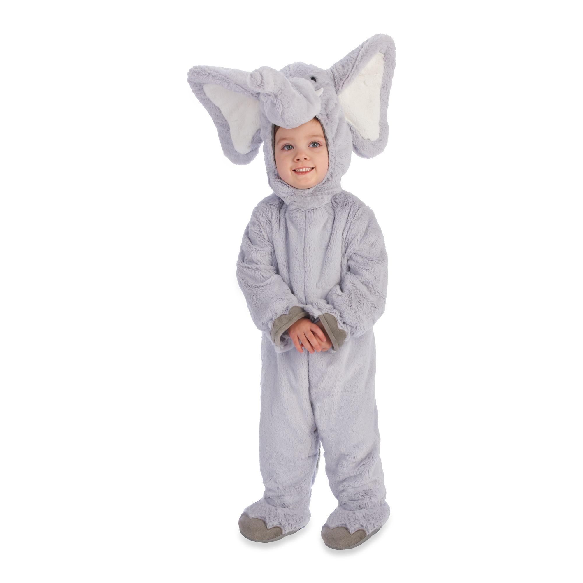 Just Pretend® Elephant Toddler Animal Costume