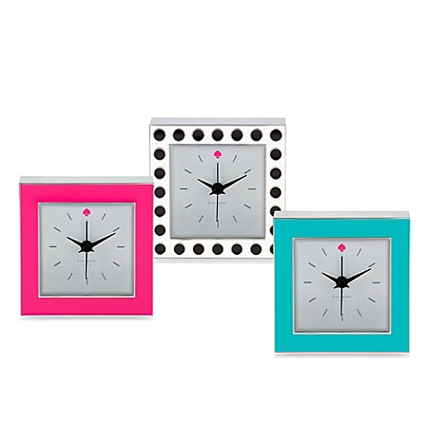 Kate Spade Clock Bed Bath And Beyond