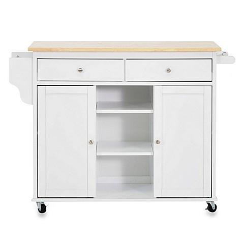 baxton studio meryland modern kitchen rolling island cart x side rolling kitchen island with butcher block top