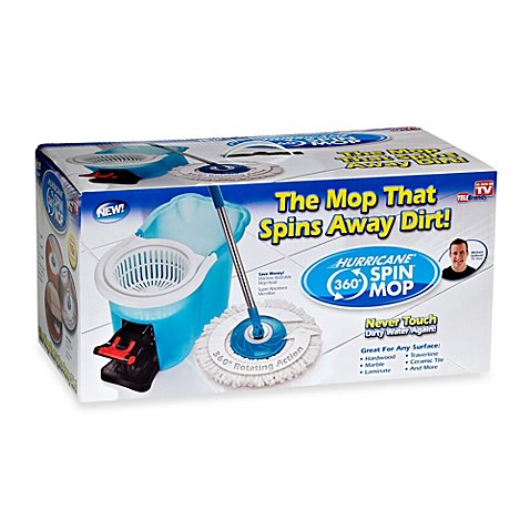 Easy Spin Mop At Bed Bath Beyond