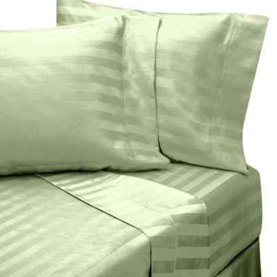 wamsutta 500 damask dual king dual california king sheet sets. Black Bedroom Furniture Sets. Home Design Ideas