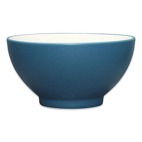 Noritake® Colorwave Rice Bowl in Blue at Bed Bath & Beyond in Cypress, TX | Tuggl