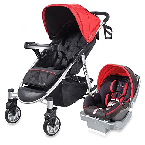 Summer Infant Prodigy Infant Car Seat Jet Set