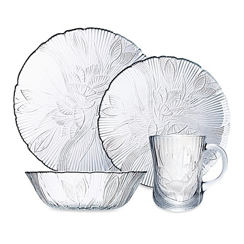Luminarc Canterbury Dinnerware Collection at Bed Bath & Beyond in Cypress, TX   Tuggl