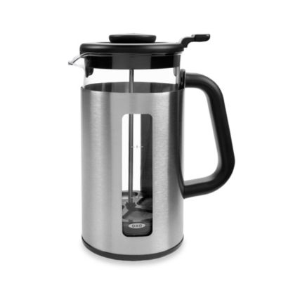 Oxo Coffee Maker Red Light : OXO Good Grips 4-Cup French Press Coffee Maker - BedBathandBeyond.com