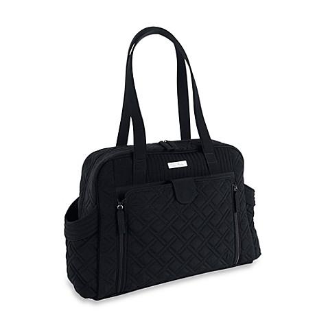 vera bradley make a change baby bag in classic black. Black Bedroom Furniture Sets. Home Design Ideas